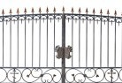 Doon Doon Wrought iron fencing 10