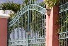 Doon Doon Wrought iron fencing 12