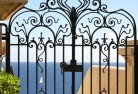 Doon Doon Wrought iron fencing 13