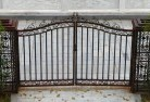 Doon Doon Wrought iron fencing 14