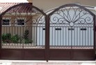 Doon Doon Wrought iron fencing 2
